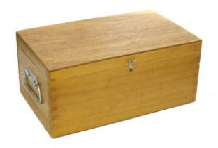 Wooden Storage Box Design