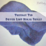 Dryer Lint – tip of the week