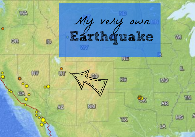 Santaquin Earthquake